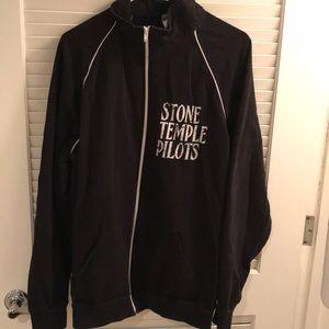 American Apparel 2XL Stone Temple Pilots sweatshir
